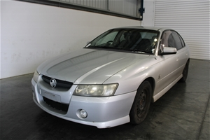 2005 Holden Commodore SV6 VZ Automatic S