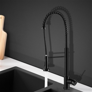 Cefito Pull Out Kitchen Tap Mixer Basin