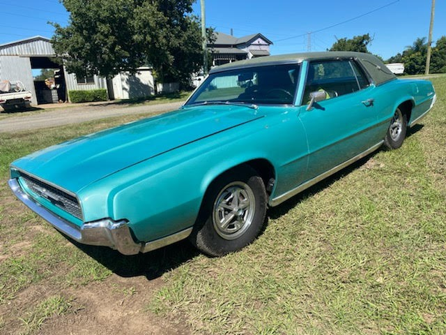 1967 Ford Thunderbird Coupe Automatic Coupe