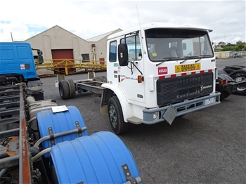 1994 International Acco 1850 Cab Chassis Truck