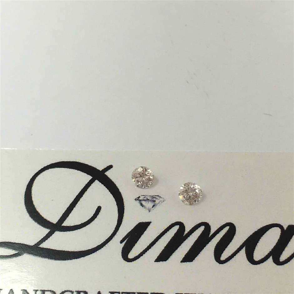 0.051ct Pink Diamond