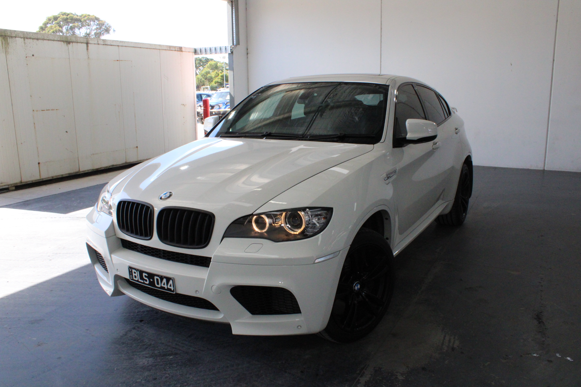 2009 BMW X6 M E71 Automatic Coupe WOVR+Insp