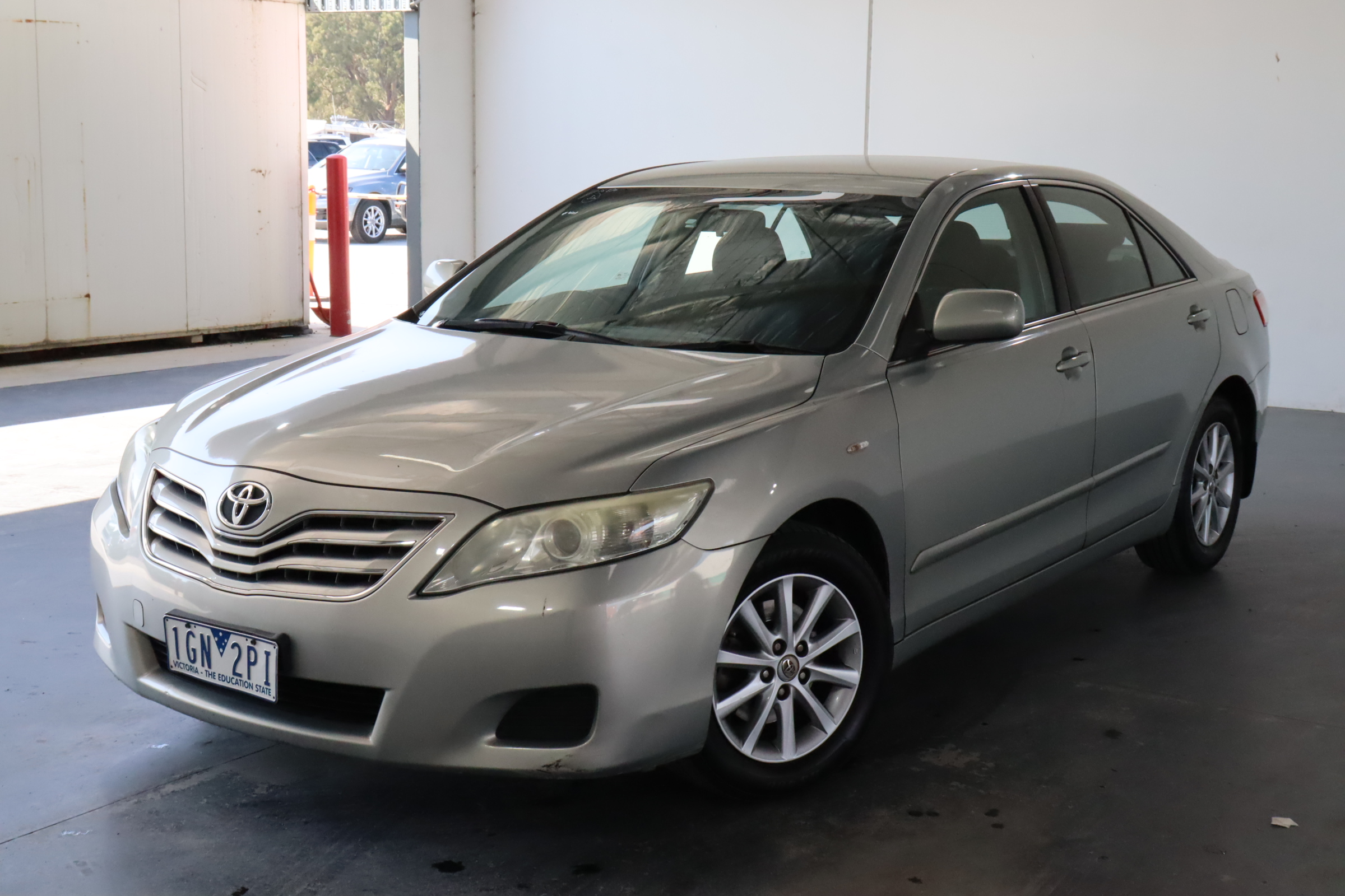 2010 Toyota Camry Altise ACV40R Automatic Sedan WOVR+Insp