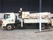 Hino Truck, 4x4 Utilities, Cummins Engine & Sea Container