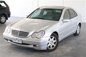 2003 Mercedes Benz C180 Elegance W203 Au