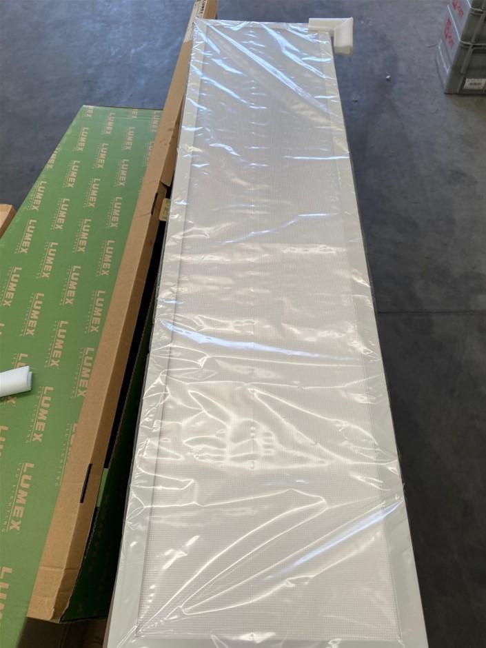 Lumex NovaBlade LED Panel UGR19 44W 1200x300mm 4000lumens 240V 4000k