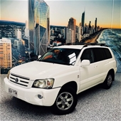 2005 Toyota Kluger Grande 4WD Automatic SUV
