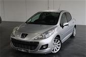 2012 Peugeot 207 Automatic Hatchback