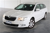 Unreserved 2011 Skoda Superb AMBITION 103TDI 3T Turbo Diesel