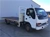 <p>2001 Isuzu  NQR450 4 x 2 Tray Body Truck</p>