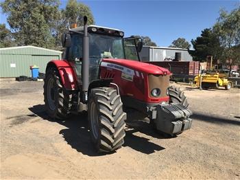 2012 Massey Ferguson DYNA 4 5465 Tractor