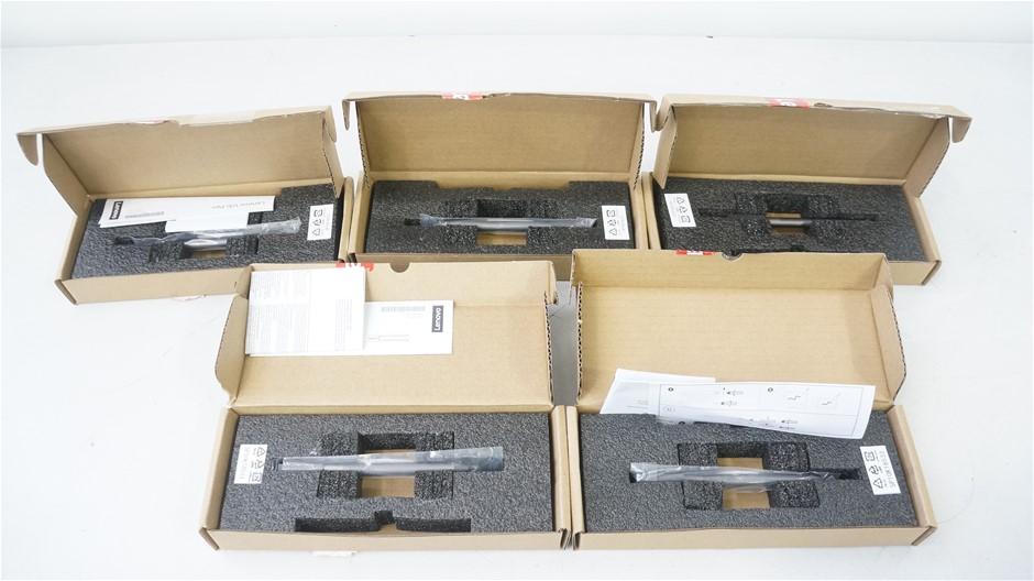 Box of USED/UNTESTED Lenovo USI Pens