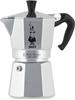 BIALETTI Moka Aluminum Express Coffee Maker, 4 Cup. Buyers Note - Discount