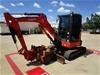 2017 Kubota  U35-4 Mini Excavator