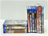 Bundle of Assorted DVDs & Blu-rays
