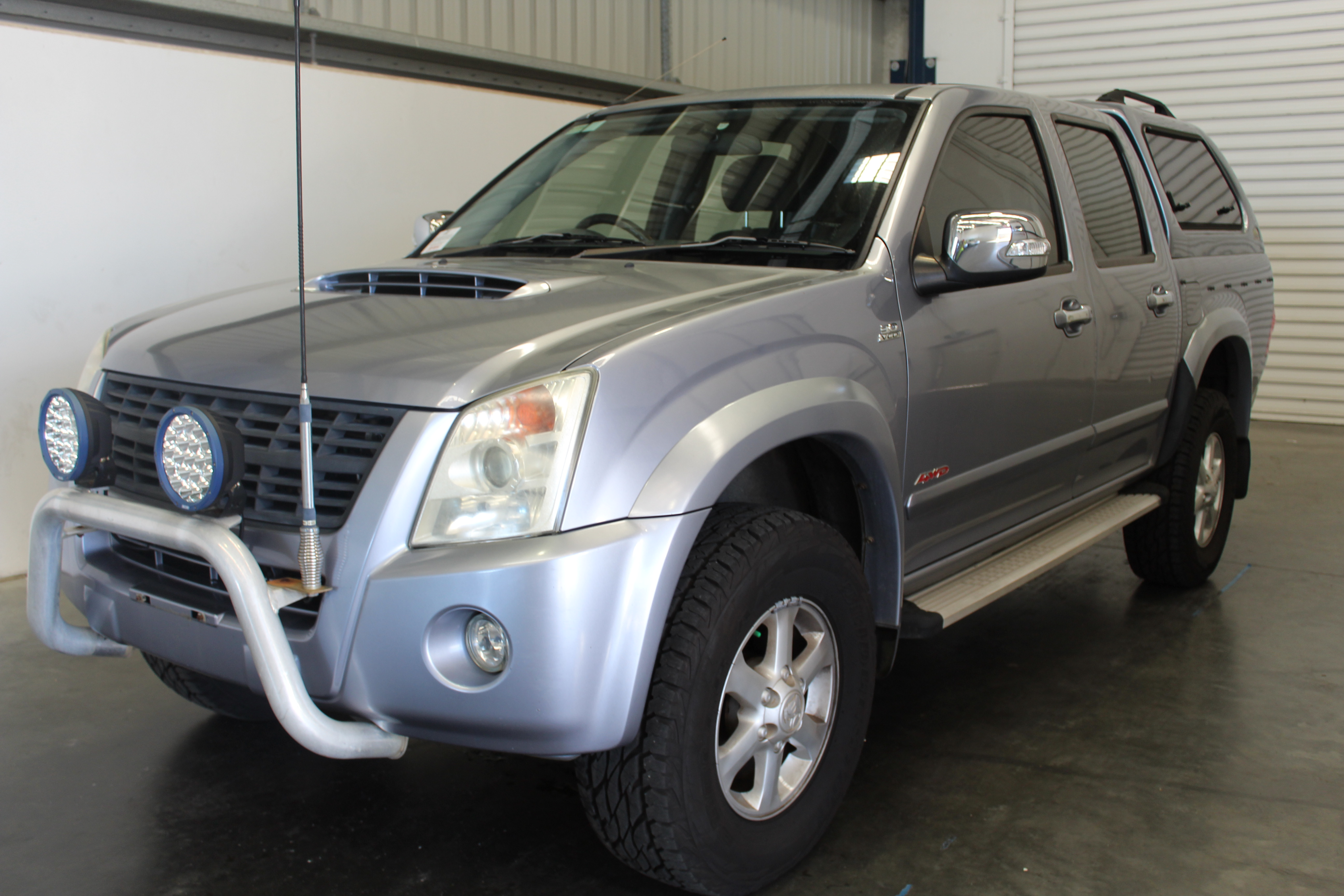 2007 Holden Rodeo LT 4X4 TD RA Turbo Diesel Automatic Dual Cab