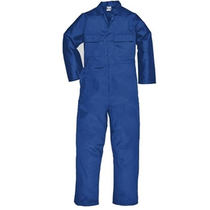 2 x EURO WORK Cotton Drill Boilersuit Co