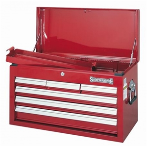 SIDCHROME 6-Drawer Tool Chest 660mm x 30