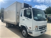2010 Mitsubishi Fuso 3991 Fighter 6 1024 Refrigerated Eutectic Truck
