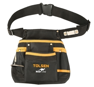 TOLSEN Professional Pouch with 11 x Pock