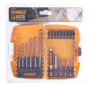 DeWALT19pc Masonry Drill Bit Set. Metric