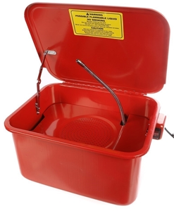 T-MAX Portable 3.5 Gallon Parts Washer,
