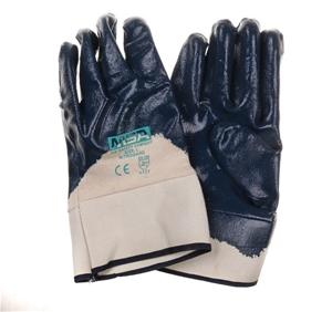 12 x MSA Heavy Duty Nitrile Palm Coated