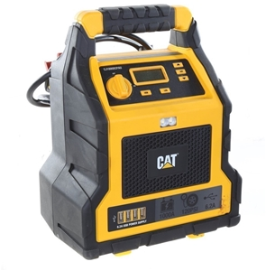 CATERPILLAR 3-in-1 Power Station with Ju