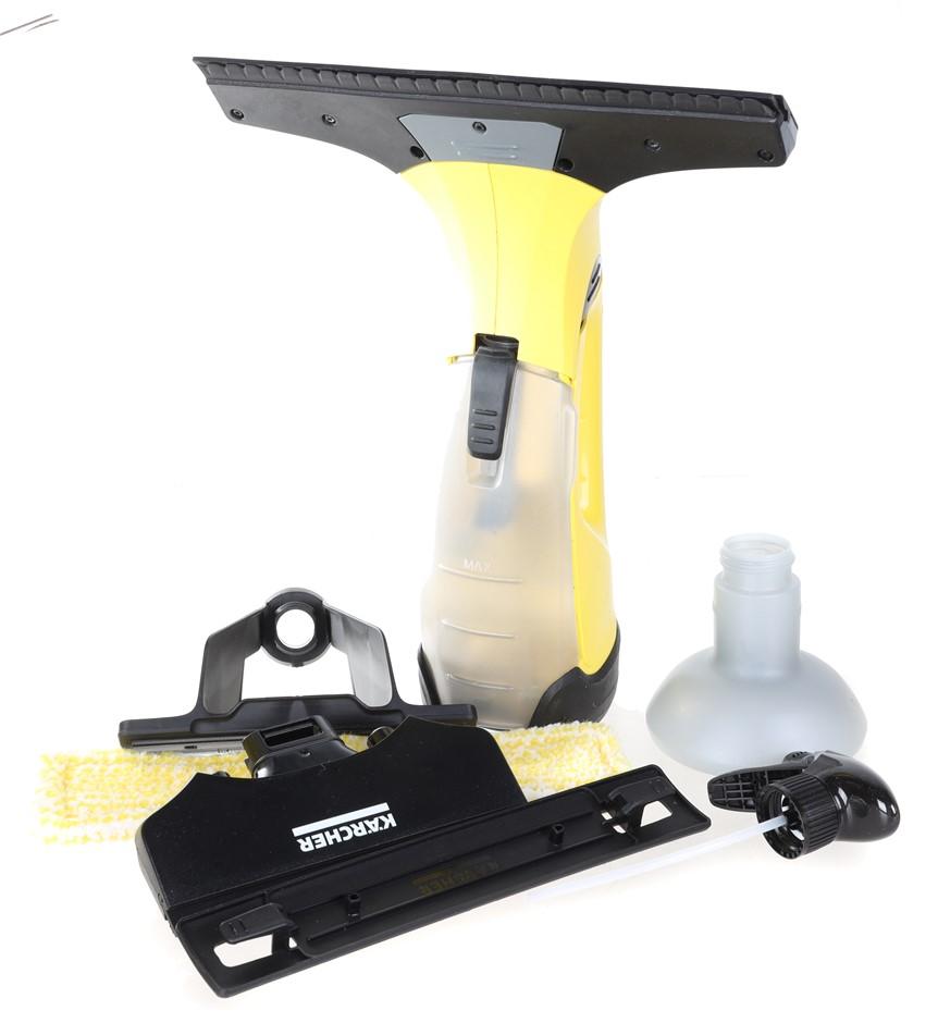 KARCHER WV5 Plus N Window Vacuum Cleaner. N.B. Damaged packaging & used. (S