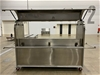 Large Metal Coffee/Food Cart