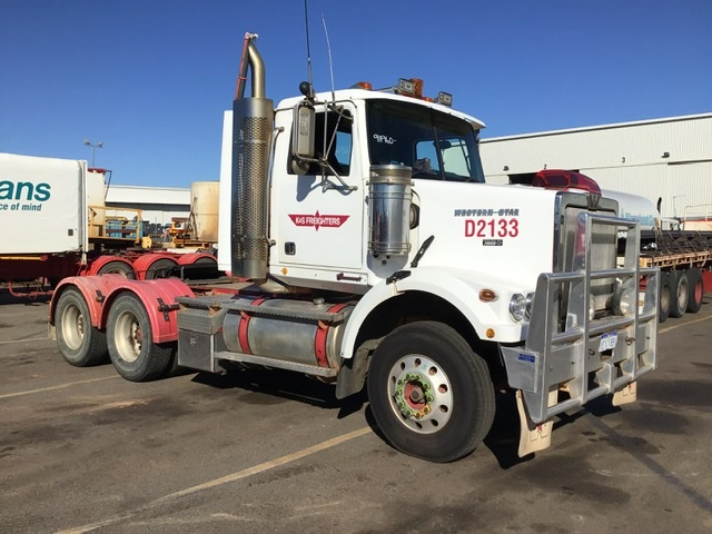 2008 Western Star 4800FX 6 x 4 Prime Mover Truck