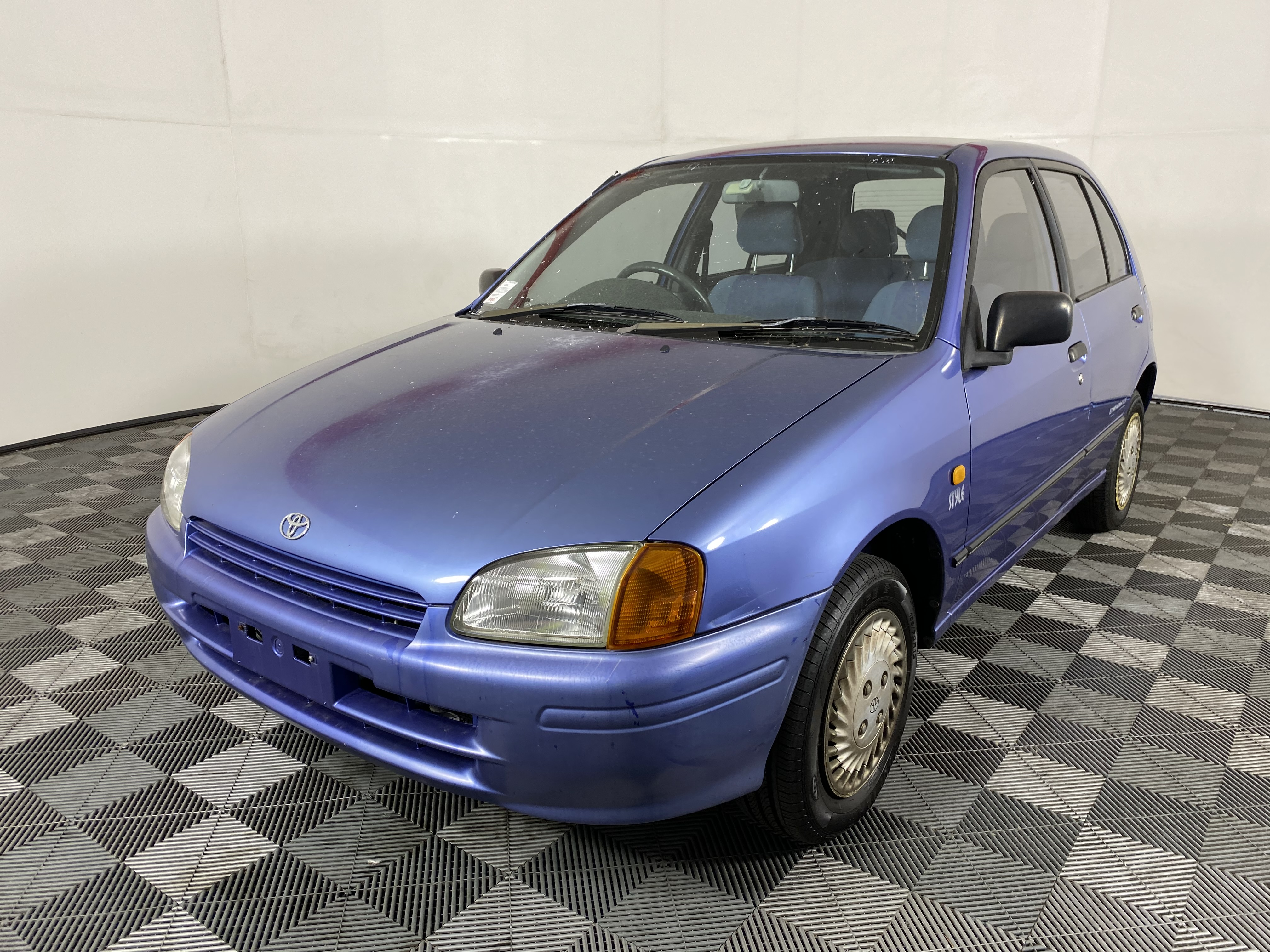 1996 Toyota Starlet STYLE EP91R Manual Hatchback