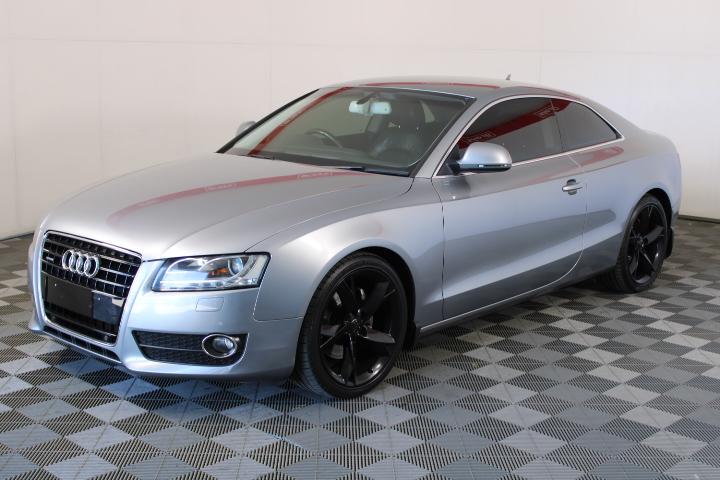 2008 Audi A5 3.2 FSI Quattro 8T Automatic Coupe