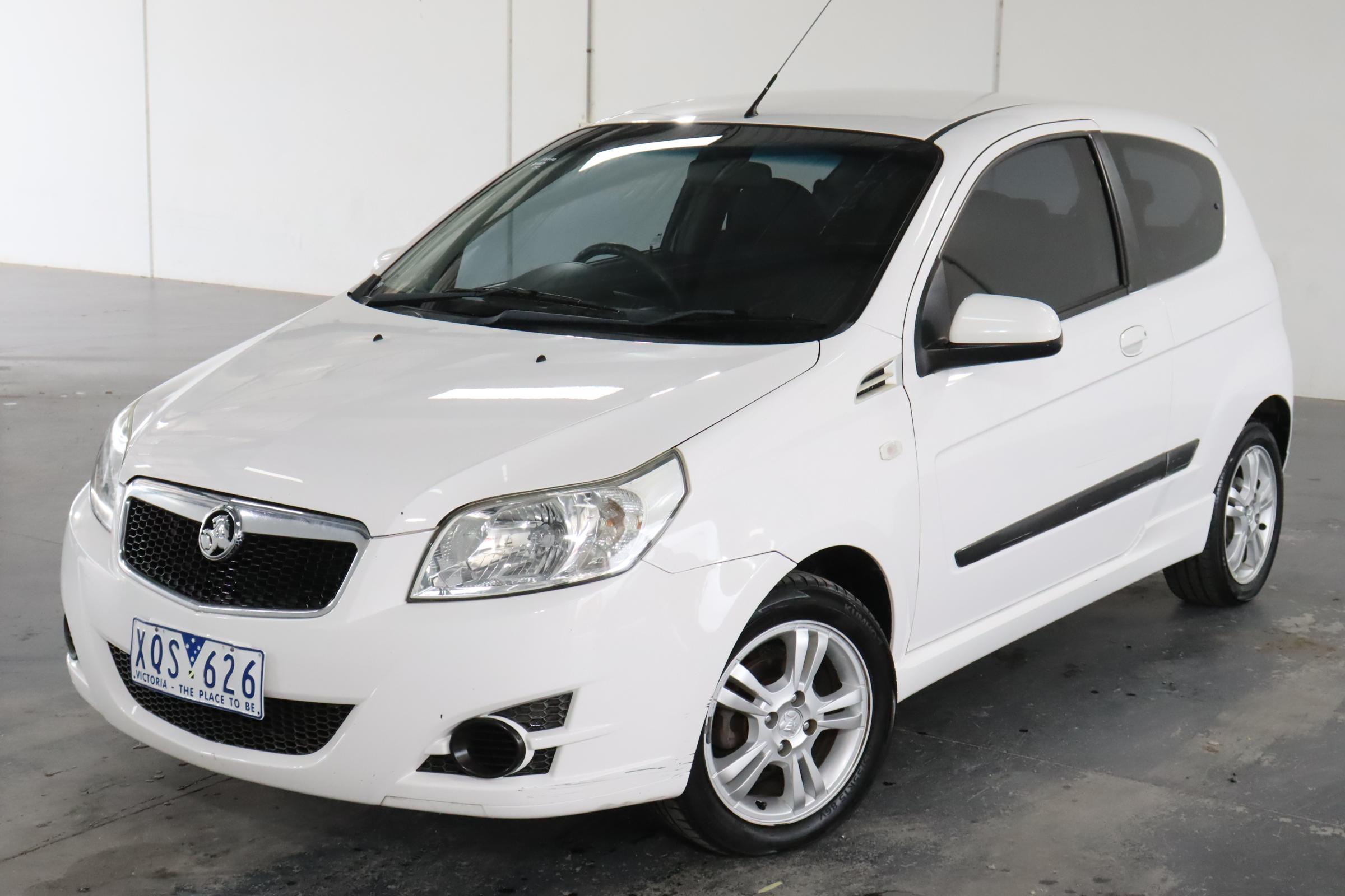 2010 Holden Barina TK Automatic Hatchback