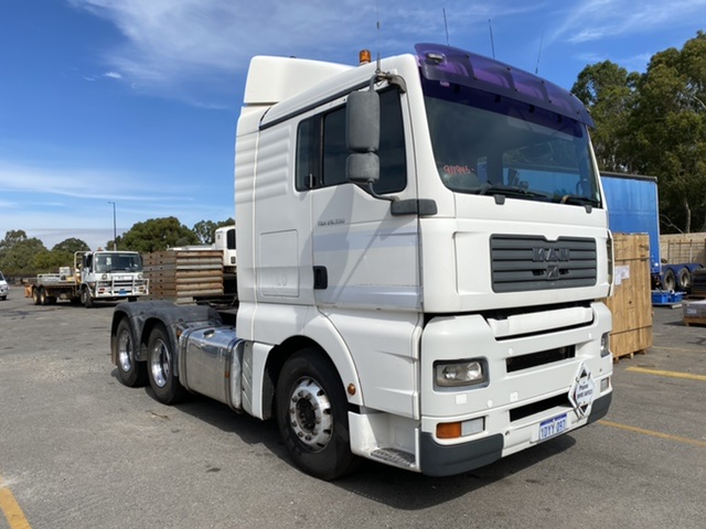 2007 MAN TG A 26.530 6 x 4 Prime Mover Truck