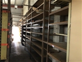 Unreserved Shelving & Shop Fitout Equipment