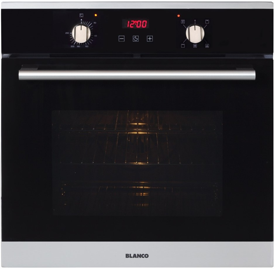 Blanco 60cm Electric Built-In Oven (BOSE65XM) - ORP: $899