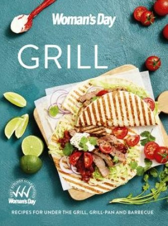 WOMAN`S DAY Grill Cookbook. (SN:B02Z2942) (280911-192)