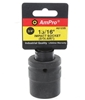 AmPro 3/4ins Dr. Square Impact Socket, Size 13/16ins. Buyers Note - Discoun