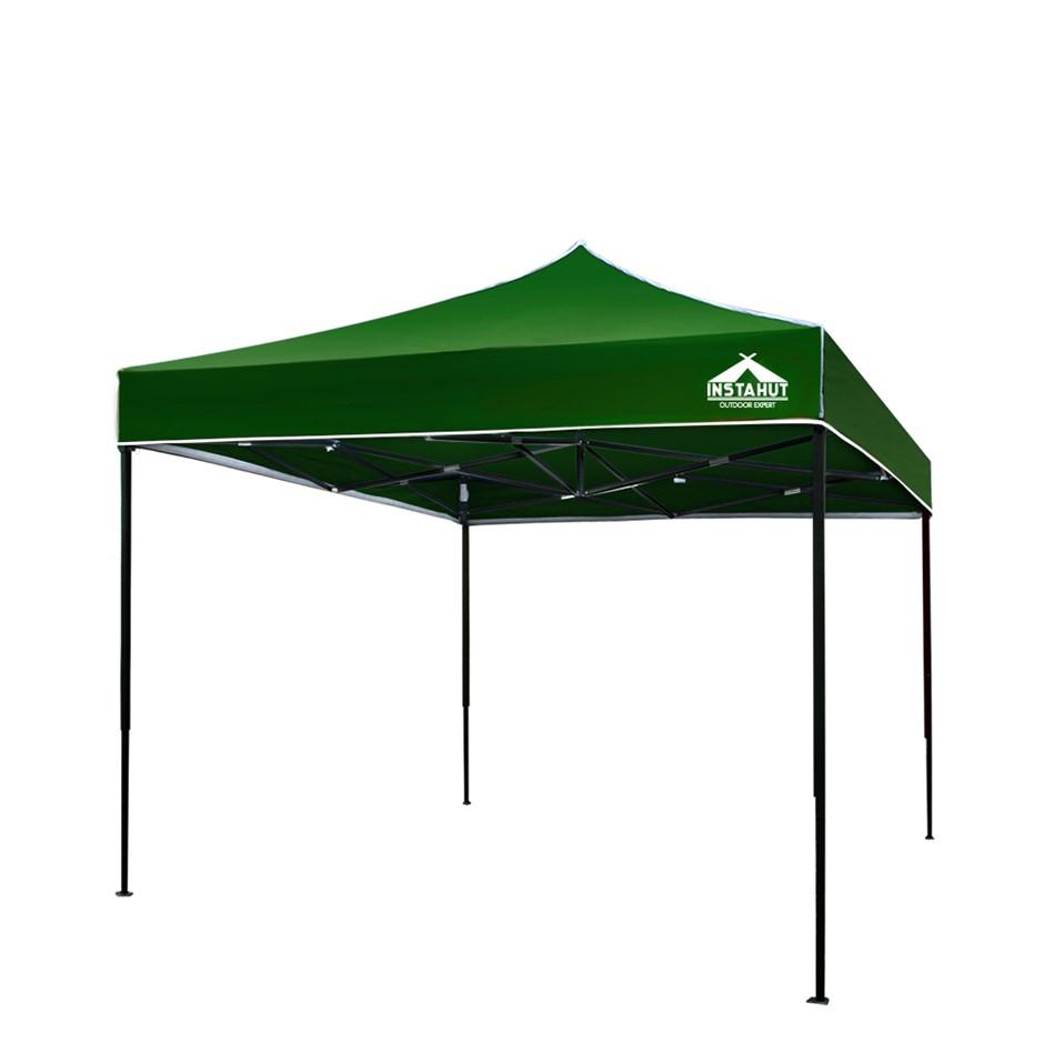 Instahut 3x3m Outdoor Gazebo - Green