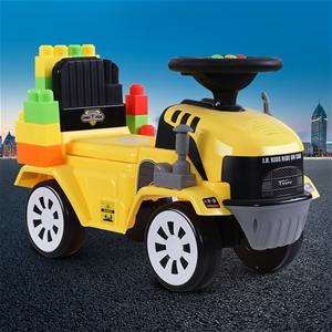 Keezi Kids Ride On Car w/ Building Block