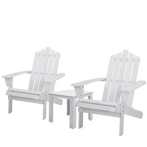 Gardeon Outdoor Sun Lounge Chairs Table
