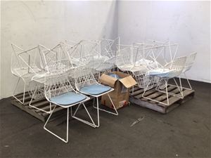 26x Cafe Chairs