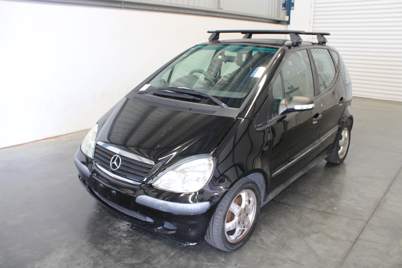 2003 Mercedes Benz A160 Classic W168 Hatchback