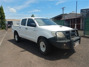 2011 Toyota Hilux 4WD Manual - 5 Speed D