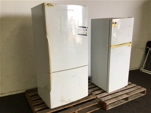 2x Refrigerators