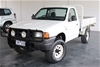 1999 Ford Courier GL (4x4) PE Manual Cab Chassis