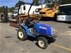 <p>Iseki TF321FH Tractor</p>