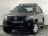 Unreserved 2011 Volkswagen Amarok TDI400 (4x4) 2H T D