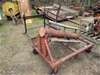 3x Assorted Steel Fabrication Items
